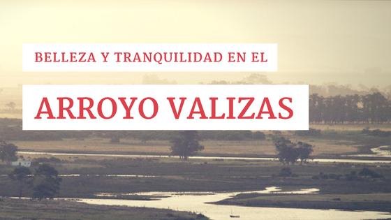 Belleza y tranquilidad en el Arroyo Valizas
