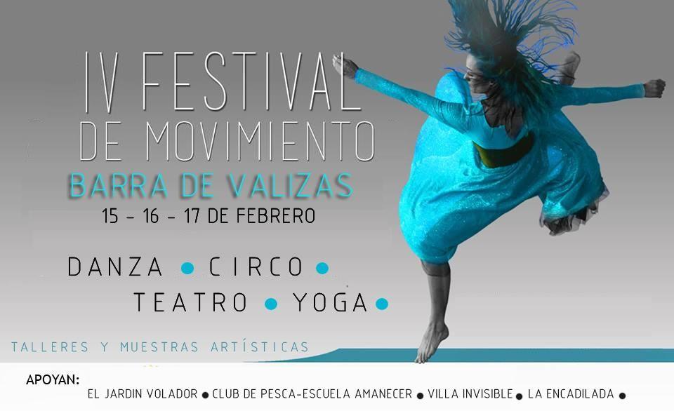 IV Festival de Movimiento en Barra de Valizas