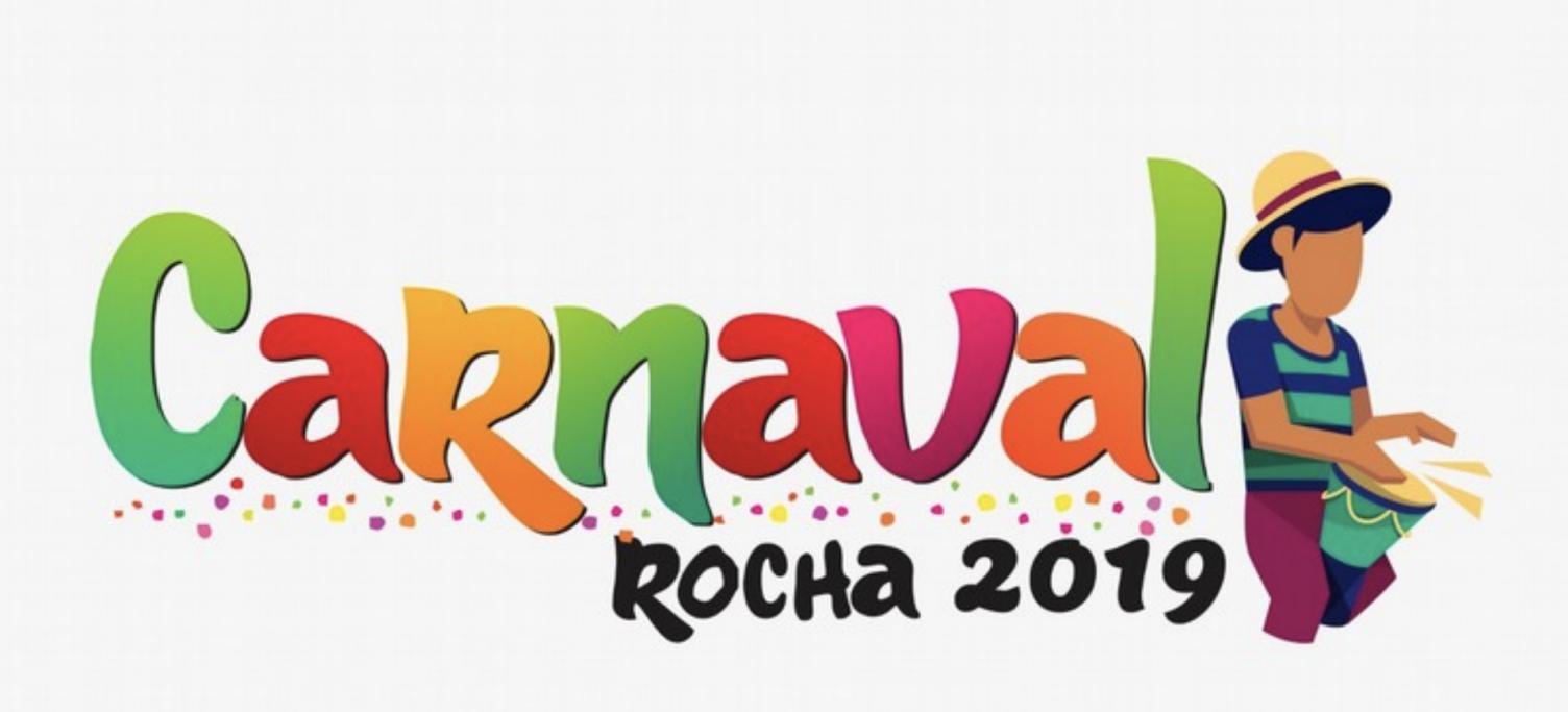 Cierre de Carnaval en la ciudad de Rocha!