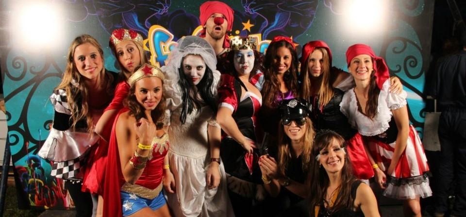 Carnaval en la Barra de Valizas!