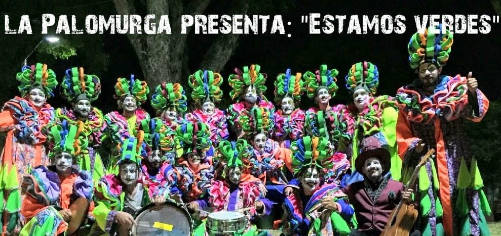 Palomurga en el Carnaval de Valizas!